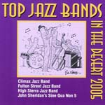 Album front cover: Top Jazz Bands in the Desert 2005